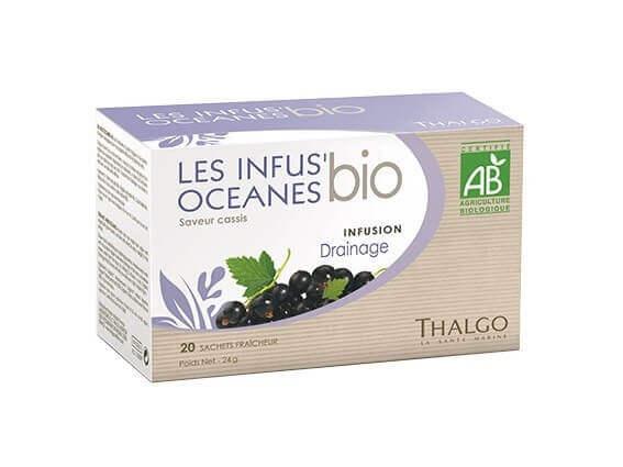 Les Infus´Océanes Bio-Drainage-Tee (20 x 1,2 gr.)