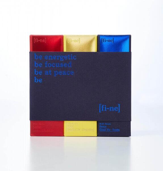 Fine Body Serum 3er Set (3x50ml)