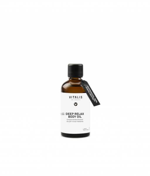 Deep Relax Body Oil