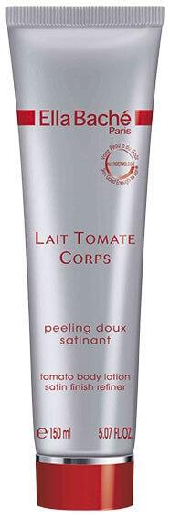Körpermilch mit Tomatenextrakt