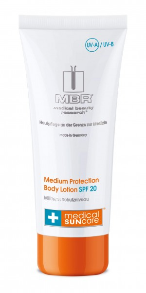 Medium Protection Body Lotion SPF 20