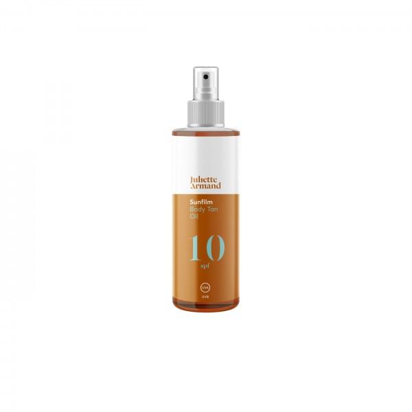 Body Tan Oil SPF 10