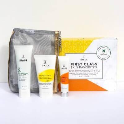 First Class Skin Favorites