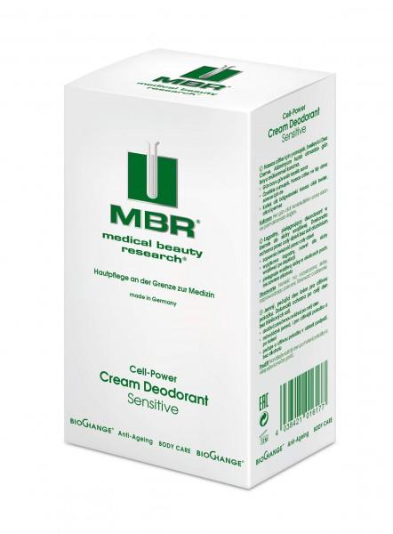 Cream Deodorant Sensitive