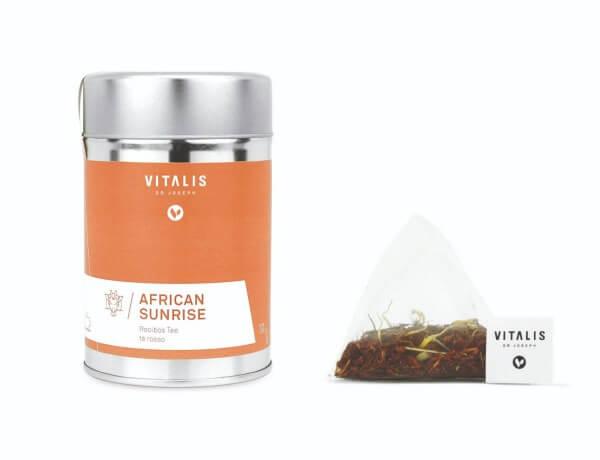 African Sunrise Rooibos Tee