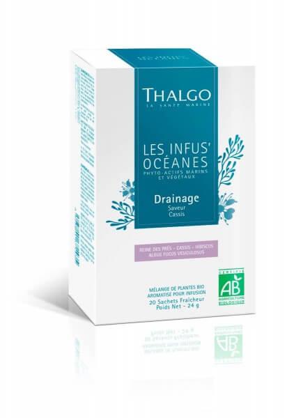 Les Infus´Océanes Bio-Drainage-Tee 20 x 1,2 gr