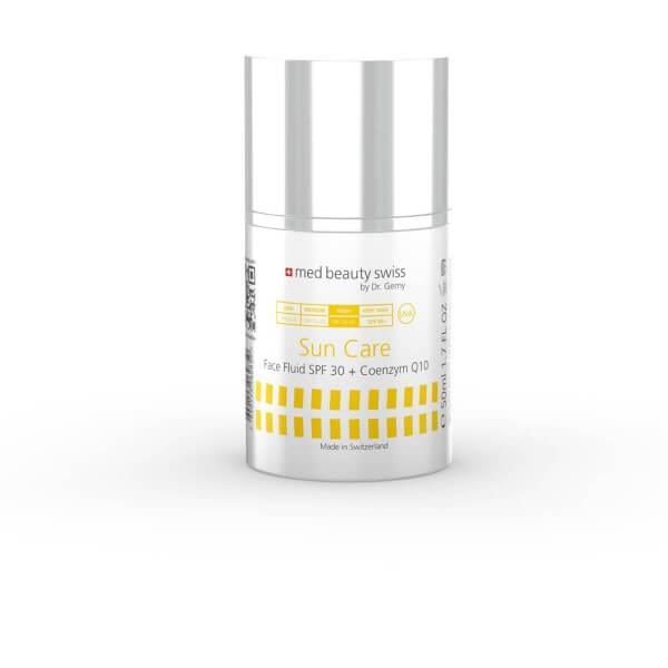 SUNCARE Face Fluid SPF 30 + Coenzym Q10