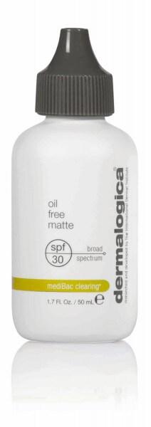 Oil Free Matte SPF30