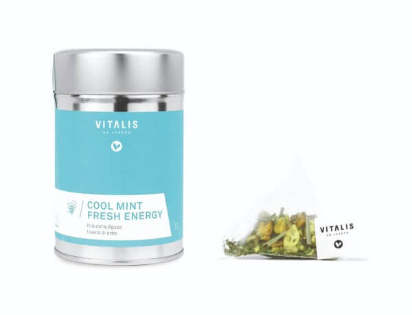 Cool Mint Fresh Energy Kräuteraufguss
