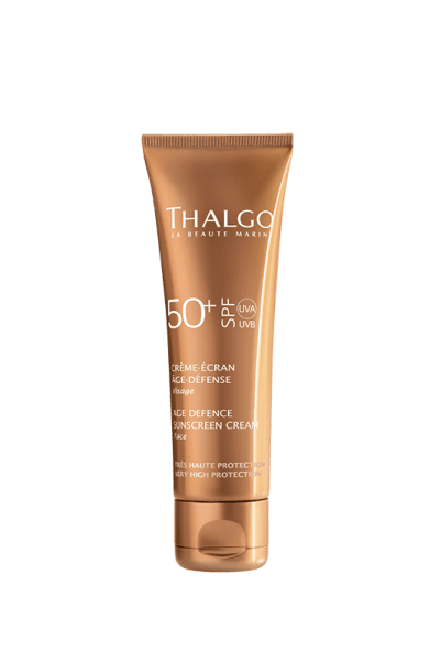 Age Defence Sunscreen Cream Spf 50+
