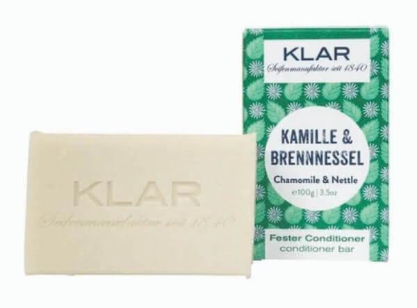 Fester Conditioner Brennnessel & Kamille