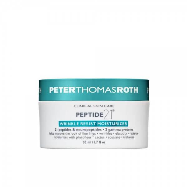 Peptide 21 Wrinkle Resist Moisturiser