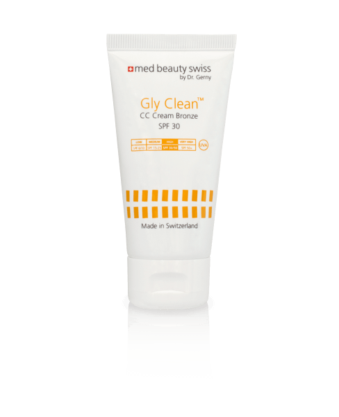 GlyClean CC Cream Bronze SPF 30