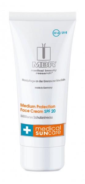 Medium Protection Face Cream SPF 20