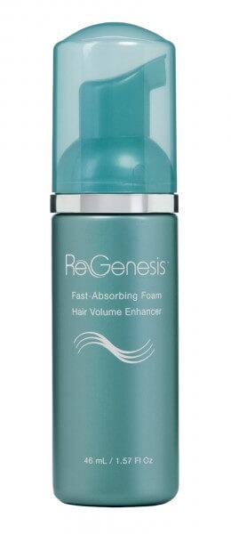Fast-Absorbing Foam Hair Volume Enhancer