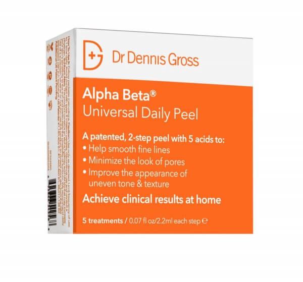 Alpha Beta Peel Universal Formula