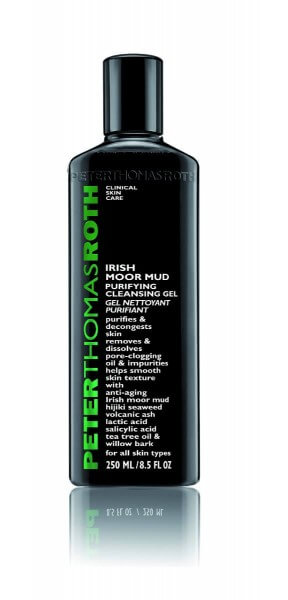 Irish Moor Mud Puryfying Cleansing Gel